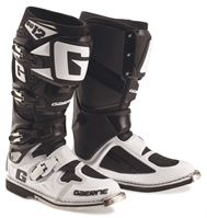 Gaerne SG12 White/Black MX Boots