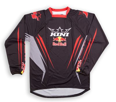 Kini-RB Competition Shirt black front