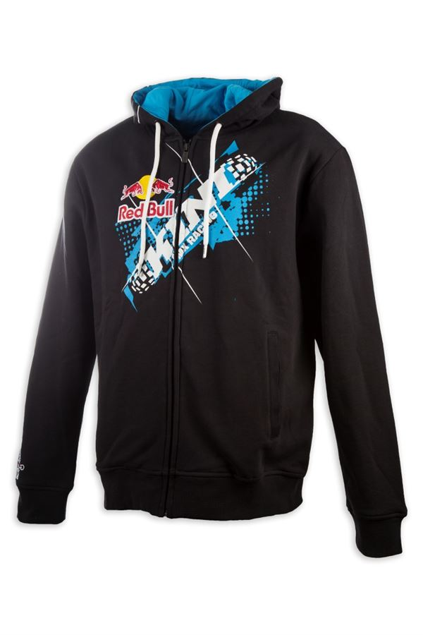 Chopped_Hoodie_black_blue_front