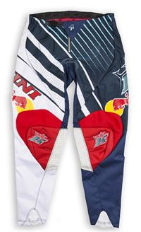 Kini-RB Vintage Pants red_blue front (Mittel)