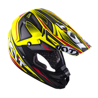 CROSS OVER POWER BLK - YELLOW FLUO (6)
