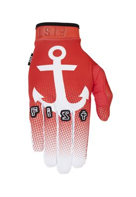 Hold fast FistFit RED Fist Gloves 00