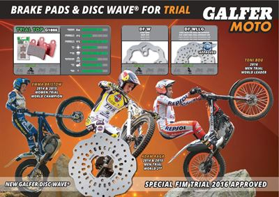 Galfer Trials Cover