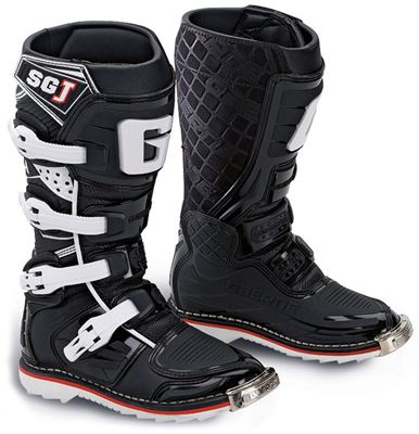 Gaerne SGJ Black Kids MX Boots