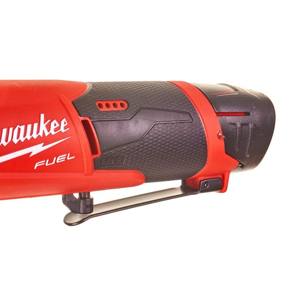 Milwaukee M12fir14 201b Fuel 1 4 Quot Ratchet Kit Malcolm